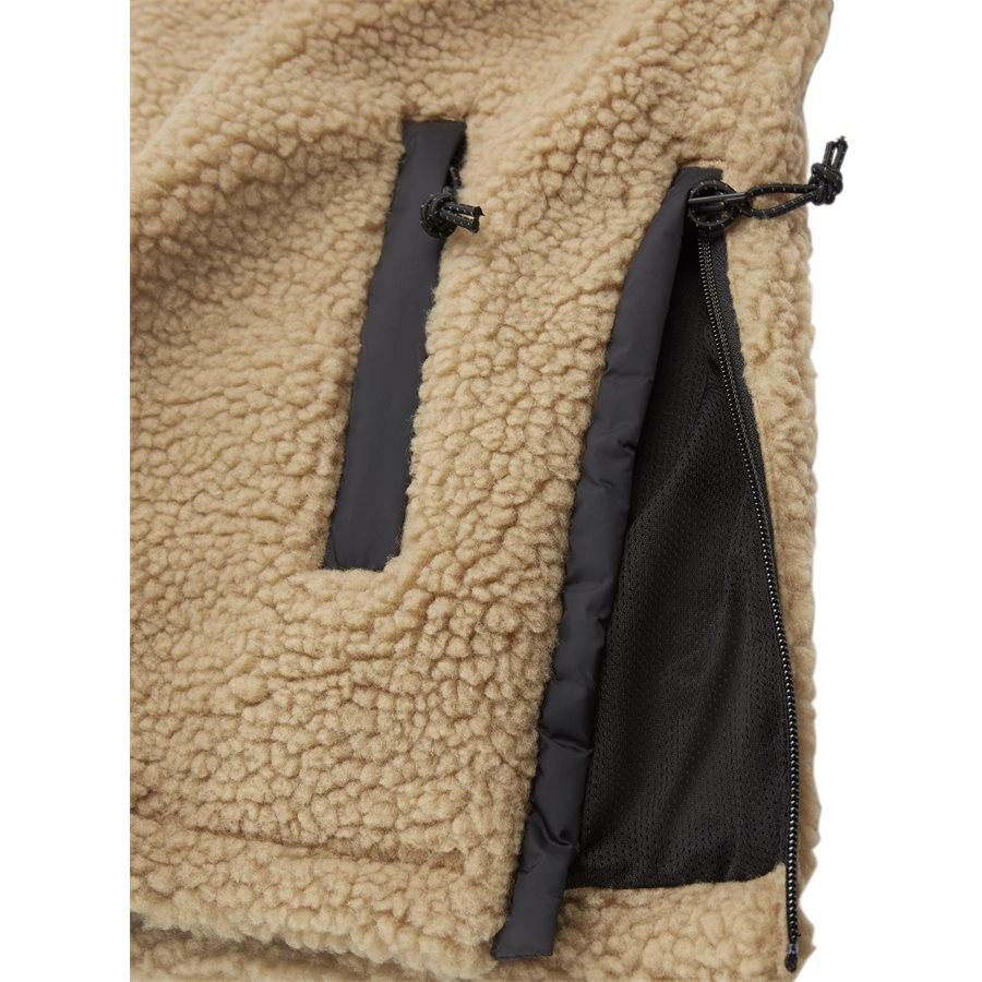 PRENTIS PULLOVER I027123 - Prentis Pullover Jacket - Jakker - Regular - DUSTY H BROWN - 7